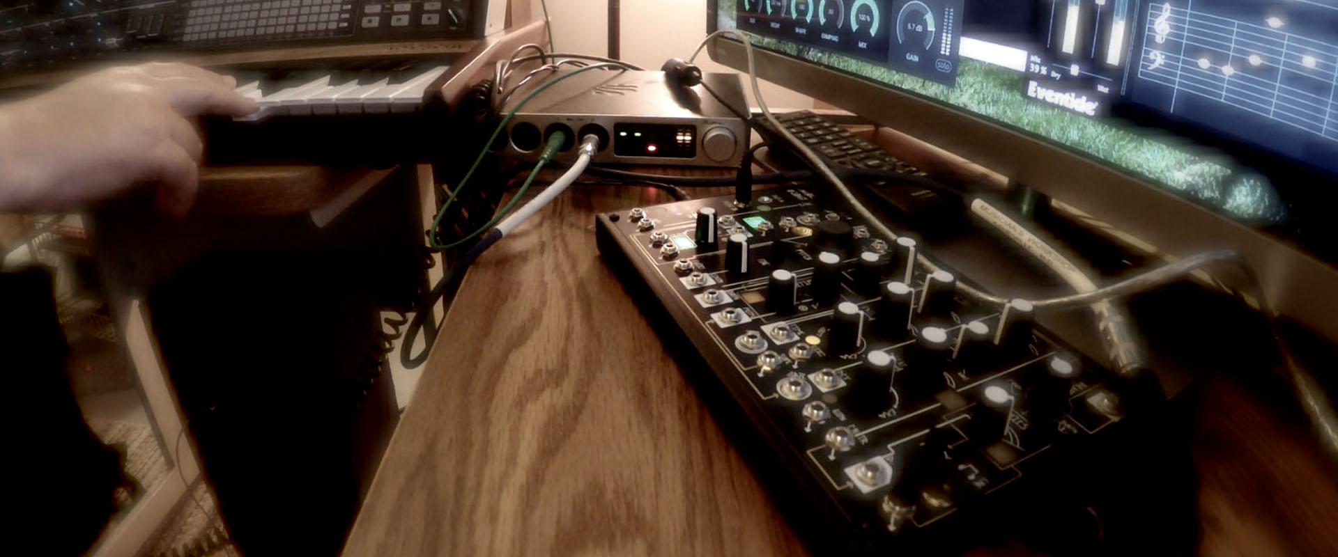 Make Noise - ExperimentalSynth